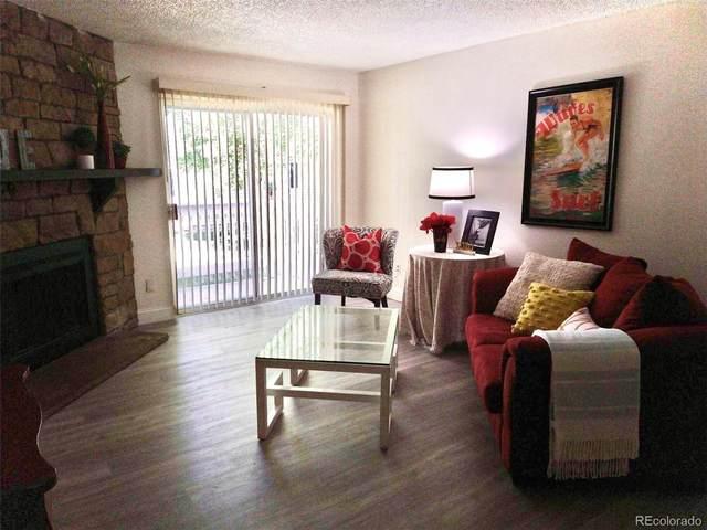 14424 E Colorado Drive #101, Aurora, CO 80012 (#9526984) :: The HomeSmiths Team - Keller Williams