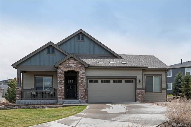 1763 Diamond Head Drive, Castle Rock, CO 80104 (#9527118) :: Stephanie Fryncko | Keller Williams Integrity