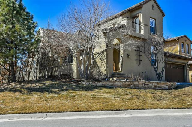 5007 Vermillion Drive, Castle Rock, CO 80108 (#9530390) :: The Heyl Group at Keller Williams