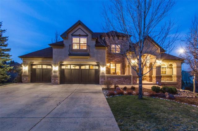 1035 Buffalo Ridge Way, Castle Pines, CO 80108 (#9531734) :: Bring Home Denver