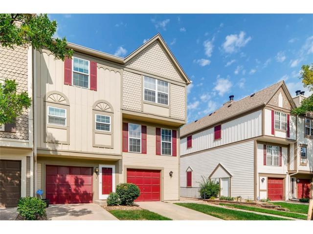 1811 S Quebec Way #16, Denver, CO 80231 (MLS #9532046) :: 8z Real Estate
