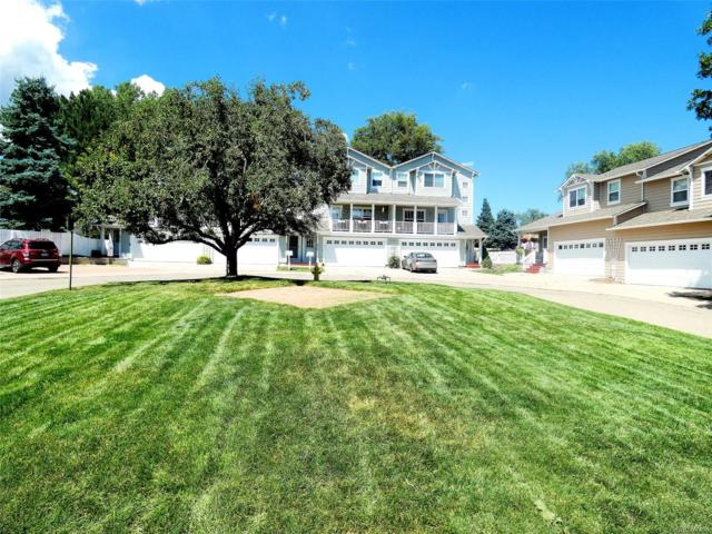 6274 Olde Wadsworth Boulevard C, Arvada, CO 80003 (MLS #9534435) :: Bliss Realty Group