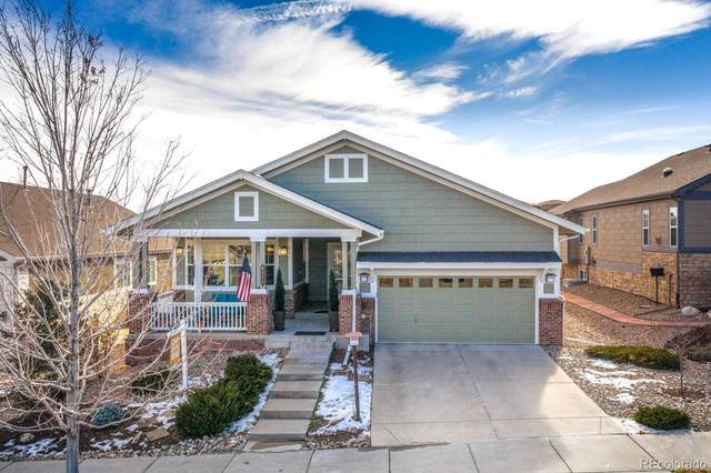 8311 S Quatar Circle, Aurora, CO 80016 (#9534711) :: Hudson Stonegate Team