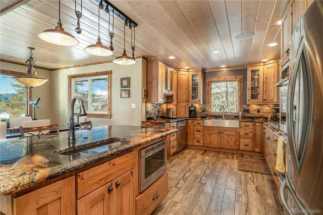 4707 County Road 41, Granby, CO 80446 (#9535337) :: The Peak Properties Group