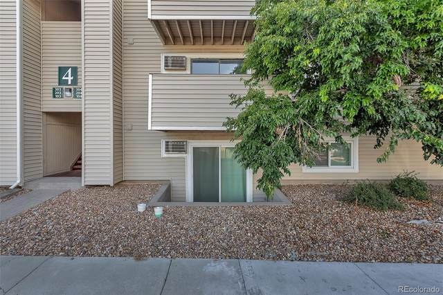 10150 E Virginia Avenue 4-204, Denver, CO 80247 (#9535683) :: Berkshire Hathaway Elevated Living Real Estate