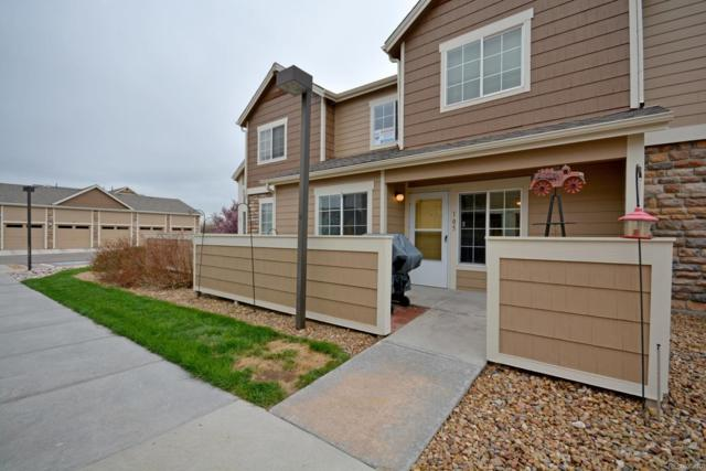 15800 E 121st Avenue B5, Brighton, CO 80603 (#9537573) :: The HomeSmiths Team - Keller Williams