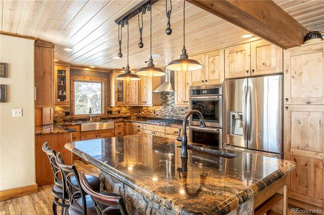 4707 County Road 41, Granby, CO 80446 (#9537763) :: The Healey Group