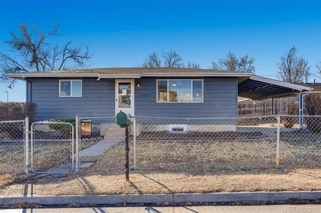 6000 W 18th Avenue, Lakewood, CO 80214 (MLS #9539611) :: The Sam Biller Home Team