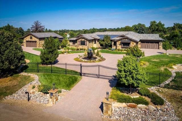 6477 Manor Drive, Cherry Hills Village, CO 80111 (#9539881) :: Own-Sweethome Team