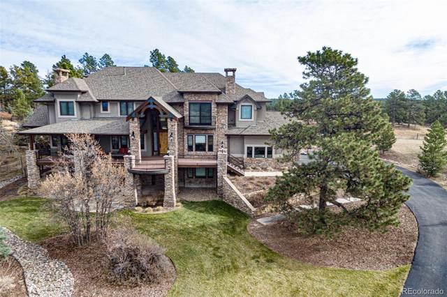 5220 Golden Ridge Court, Parker, CO 80134 (#9545291) :: The HomeSmiths Team - Keller Williams
