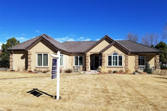 9831 E Progress Circle, Greenwood Village, CO 80111 (#9551053) :: Structure CO Group