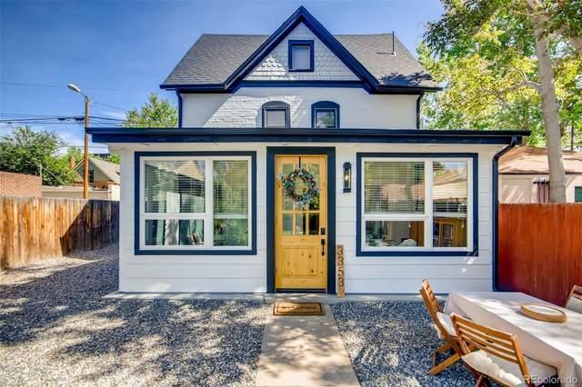 3353 W 30th Avenue, Denver, CO 80211 (#9554015) :: The HomeSmiths Team - Keller Williams
