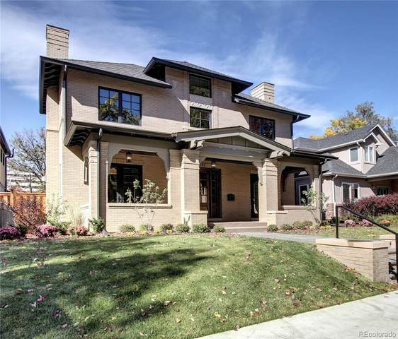 2585 S Columbine Street, Denver, CO 80210 (#9555041) :: My Home Team