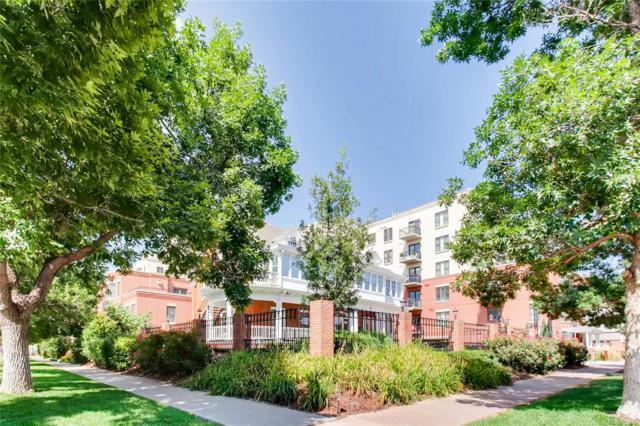 410 Acoma Street #408, Denver, CO 80204 (MLS #9555768) :: Bliss Realty Group