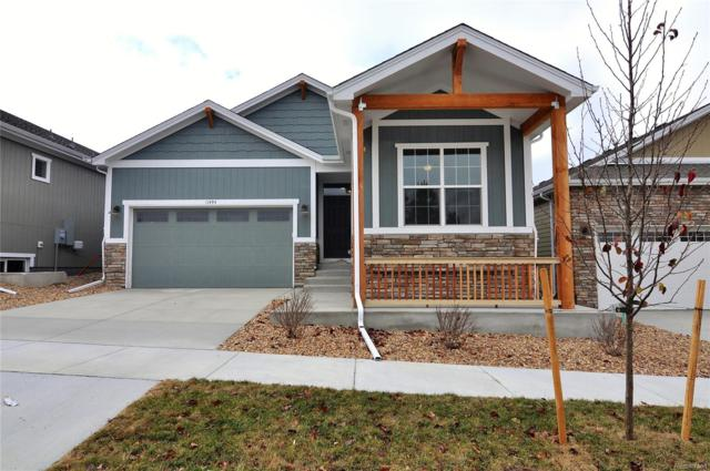 11494 Colony Loop, Parker, CO 80138 (#9556421) :: The Heyl Group at Keller Williams
