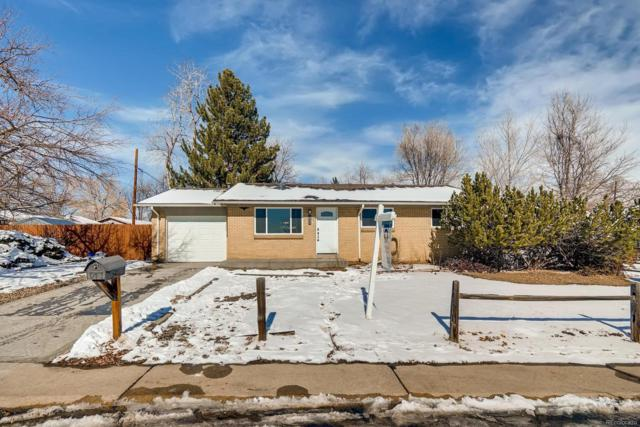 9033 W 53rd Avenue, Arvada, CO 80002 (#9557154) :: The Griffith Home Team