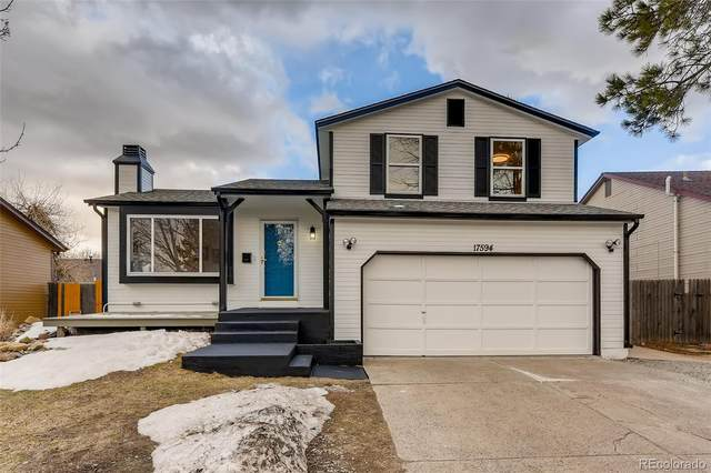 17594 Ponderosa Avenue, Parker, CO 80134 (#9557720) :: Compass Colorado Realty