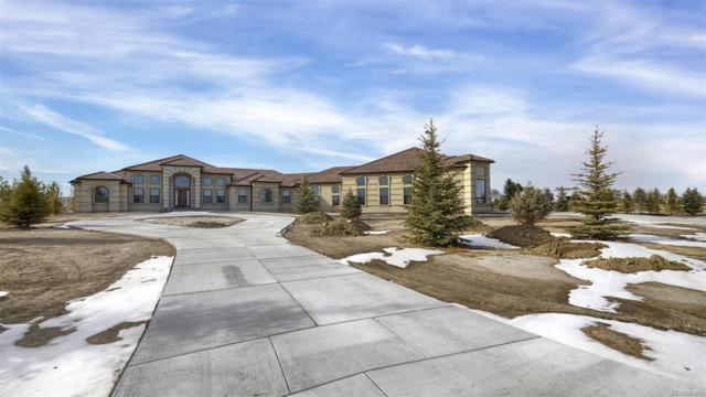 8312 Airpark Heights, Peyton, CO 80831 (#9558559) :: The Peak Properties Group