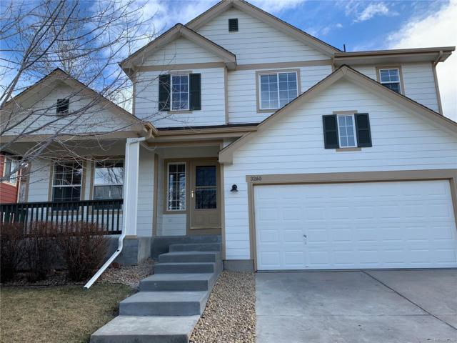 3260 Cummings Drive, Erie, CO 80516 (#9561393) :: The Heyl Group at Keller Williams