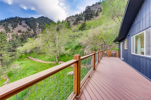 69 Baldwin Circle, Eldorado Springs, CO 80025 (#9561759) :: The Colorado Foothills Team | Berkshire Hathaway Elevated Living Real Estate