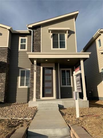 18119 E 96th Avenue, Commerce City, CO 80022 (#9565673) :: Real Estate Professionals