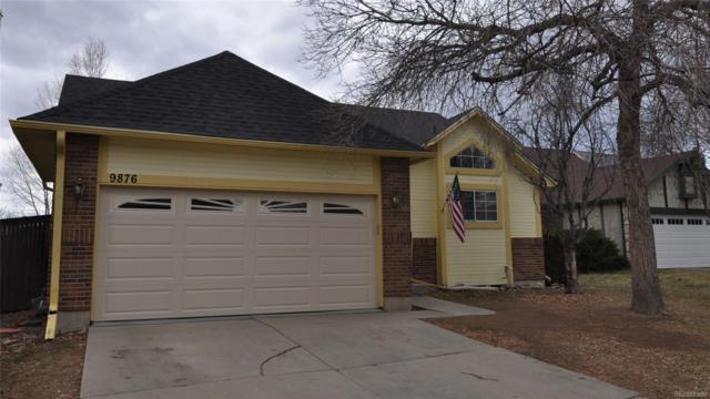 9876 W 106th Avenue, Westminster, CO 80021 (#9565719) :: Sellstate Realty Pros