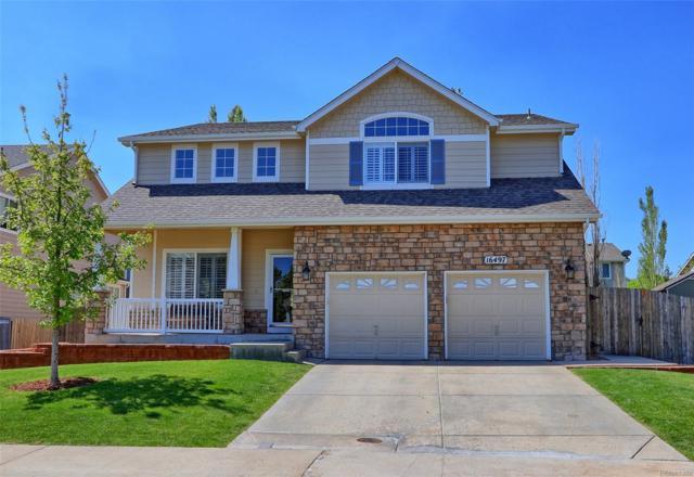 16497 Lafayette Street, Thornton, CO 80602 (MLS #9570988) :: 8z Real Estate