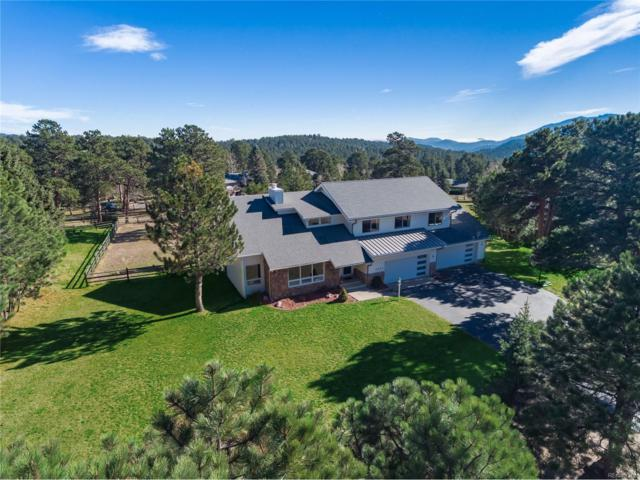 2999 Olympia Circle, Evergreen, CO 80439 (#9572051) :: The Peak Properties Group