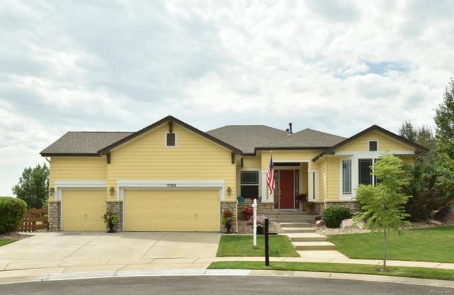 17292 W 60th Court, Arvada, CO 80403 (#9572456) :: The Peak Properties Group