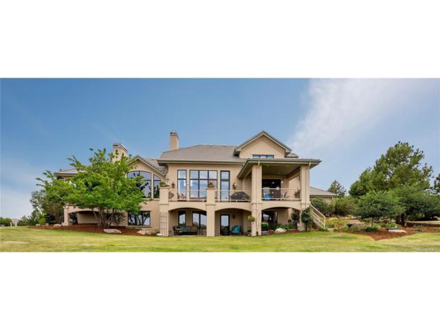 819 Sapphire Drive, Castle Rock, CO 80108 (MLS #9573365) :: 8z Real Estate