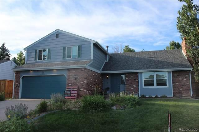 17105 E Berry Place, Centennial, CO 80015 (MLS #9578257) :: 8z Real Estate