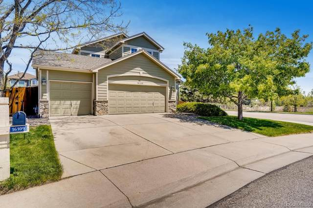 16109 W 70th Place, Arvada, CO 80007 (#9582800) :: The DeGrood Team