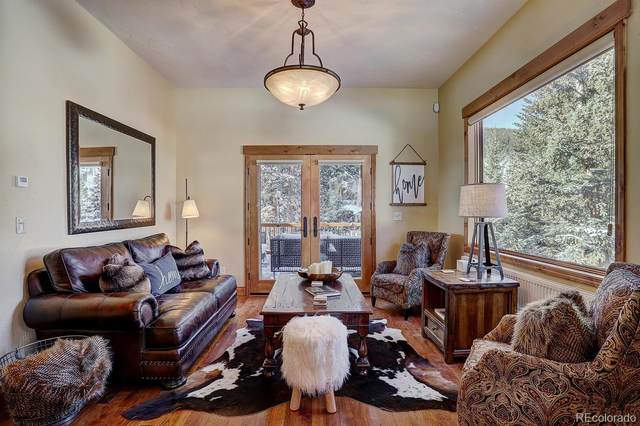 310 Whispering Pines Circle, Blue River, CO 80424 (#9585405) :: Finch & Gable Real Estate Co.