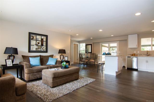 7308 S Cody Street, Littleton, CO 80128 (#9585427) :: Sellstate Realty Pros