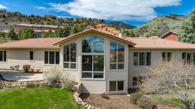 16435 Wild Berry Road, Morrison, CO 80465 (#9587260) :: House Hunters Colorado