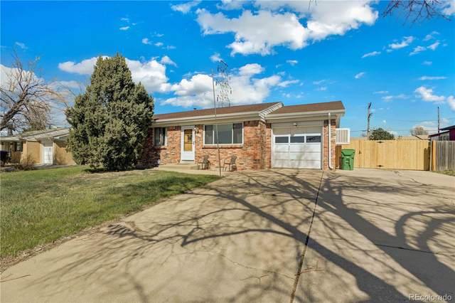 560 Zion Street, Aurora, CO 80011 (#9587690) :: James Crocker Team