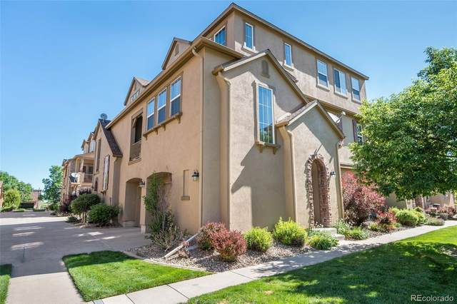 10570 Parkington Lane 32C, Highlands Ranch, CO 80126 (#9591296) :: Kimberly Austin Properties