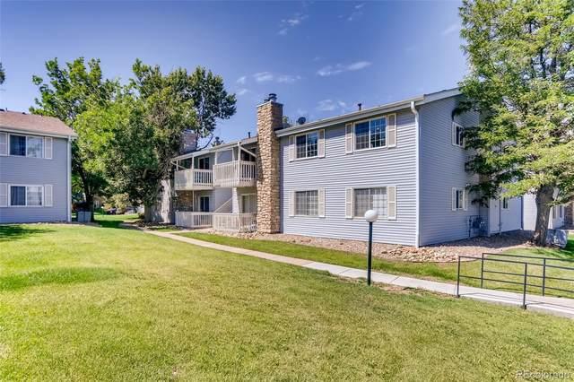 13454 E Jewell Avenue #101, Aurora, CO 80012 (MLS #9592209) :: Find Colorado