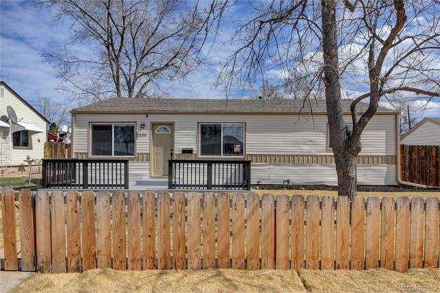 1250 S Winona Court, Denver, CO 80219 (MLS #9596605) :: Kittle Real Estate