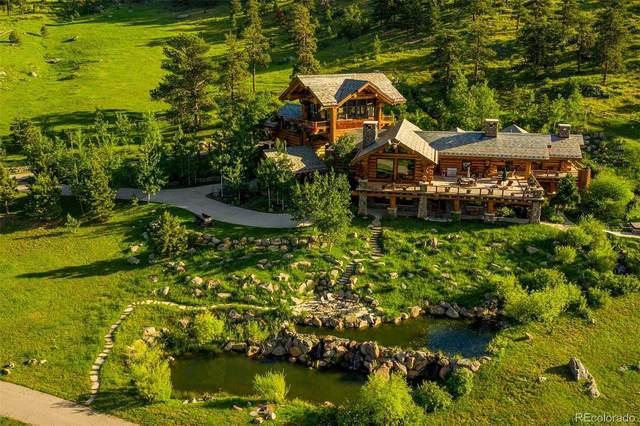 2480 Saddle Notch Road, Loveland, CO 80537 (#9597580) :: Mile High Luxury Real Estate