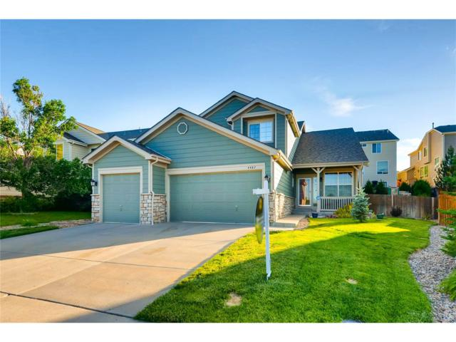 4487 S Jebel Court, Centennial, CO 80015 (MLS #9598367) :: 8z Real Estate