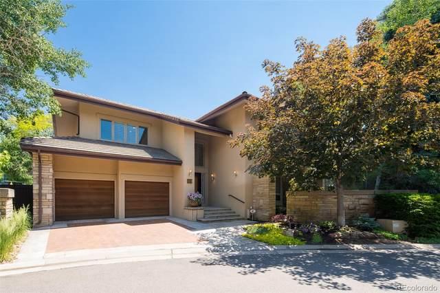 400 S Steele Street #16, Denver, CO 80209 (MLS #9601345) :: Find Colorado Real Estate