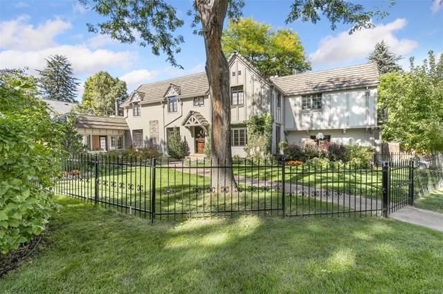 353 Bellaire Street, Denver, CO 80220 (MLS #9601826) :: 8z Real Estate