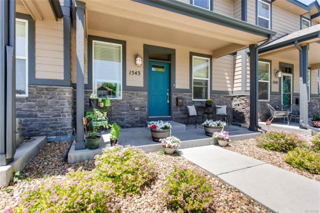 1543 Vrain Street, Denver, CO 80204 (#9602910) :: The Galo Garrido Group