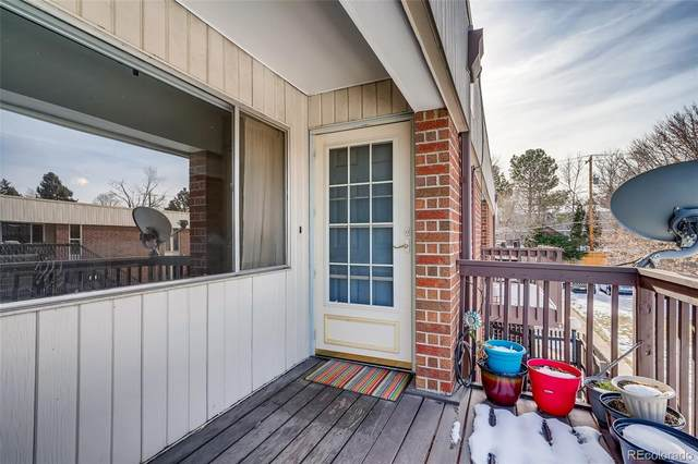3663 S Sheridan Boulevard K15, Denver, CO 80235 (MLS #9608432) :: The Sam Biller Home Team