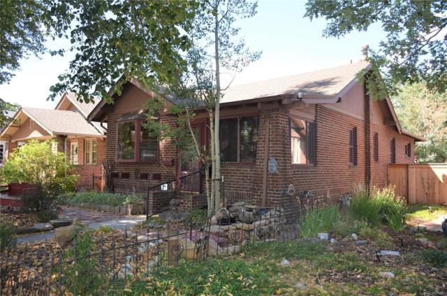 329 S Franklin Street, Denver, CO 80209 (#9610907) :: HomeSmart Realty Group