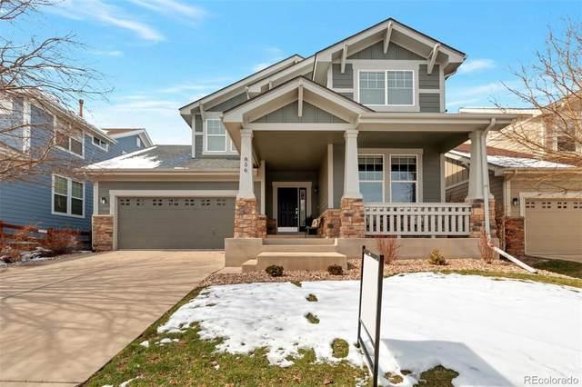 856 Mircos Street, Erie, CO 80516 (MLS #9613593) :: Kittle Real Estate