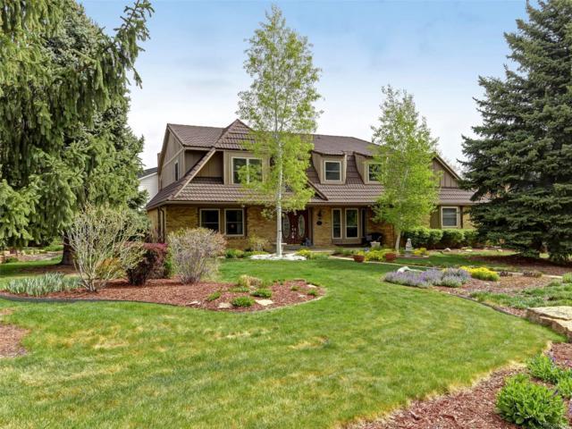 12 Doral Lane, Littleton, CO 80123 (MLS #9613642) :: 8z Real Estate