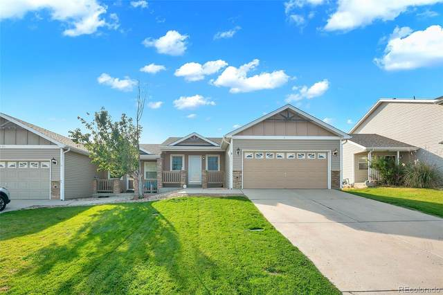 3409 Northpoint Drive, Evans, CO 80620 (#9620184) :: The Healey Group