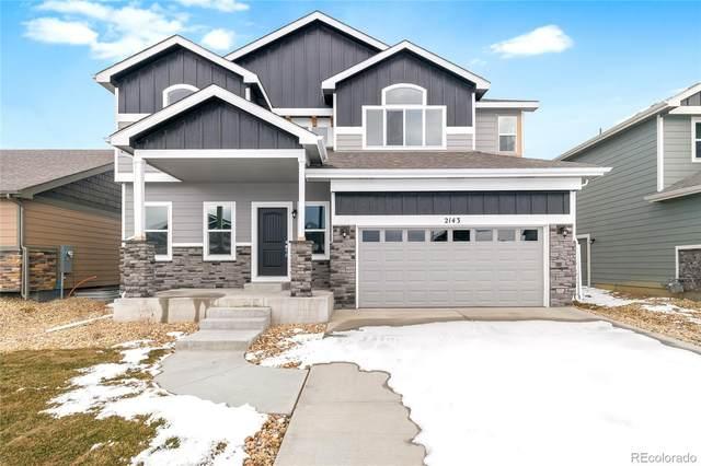 2143 Chianina Street, Mead, CO 80542 (#9622613) :: iHomes Colorado
